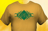 Eagles T-Shirt MEA-1008
