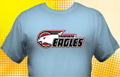 Eagles T-Shirt MEA-3009