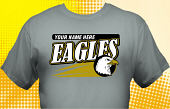 Eagles T-Shirt MEA-3010