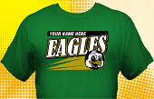 Eagles T-Shirt MEA-3011