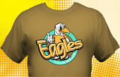 Eagles T-Shirt MEA-4012