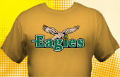 Eagles T-Shirt MEA-4013