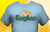 Eagles T-Shirt MEA-4014