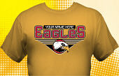 Eagles T-Shirt MEA-4019
