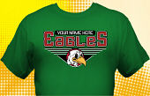 Eagles T-Shirt MEA-4020