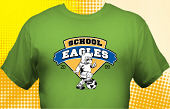 Eagles T-Shirt MEA-4026