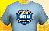 Eagles T-Shirt MEA-4033