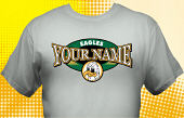 Eagles T-Shirt MEA-4034