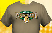 Eagles T-Shirt MEA-4035