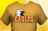 Eagles T-Shirt MEA-4036