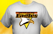 Eagles T-Shirt MEA-5001