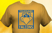 Falcons T-Shirt MFN-1006