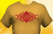 Falcons T-Shirt MFN-1007