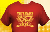Falcons T-Shirt MFN-1009