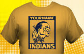 Chiefs & Indians T-Shirt MIN-1005
