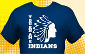 Chiefs & Indians T-Shirt MIN-1014