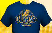 Chiefs & Indians T-Shirt MIN-1015