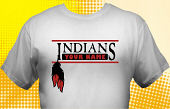 Chiefs & Indians T-Shirt MIN-2002