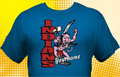 Chiefs & Indians T-Shirt MIN-3001