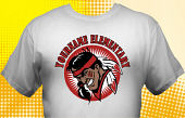 Chiefs & Indians T-Shirt MIN-3004