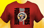 Chiefs & Indians T-Shirt MIN-5002