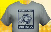 Vikings T-Shirt MVI-1001