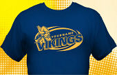 Vikings T-Shirt MVI-1003