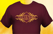 Vikings T-Shirt MVI-1011