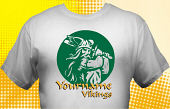 Vikings T-Shirt MVI-3001