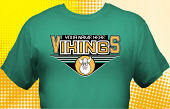 Vikings T-Shirt MVI-3012
