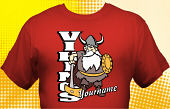 Vikings T-Shirt MVI-4002