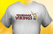 Vikings T-Shirt MVI-4003