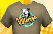Vikings T-Shirt MVI-4010