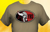Vikings T-Shirt MVI-4011