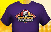 Vikings T-Shirt MVI-4013