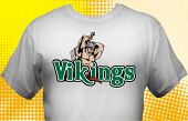 Vikings T-Shirt MVI-5006