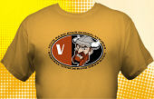 Vikings T-Shirt MVI-5007