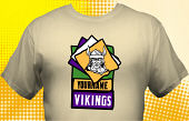 Vikings T-Shirt MVI-5009