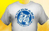 Wildcats T-Shirt MWC-1001