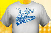 Wildcats T-Shirt MWC-1002