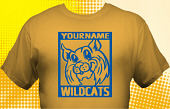Wildcats T-Shirt MWC-1003