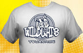 Wildcats T-Shirt MWC-1007