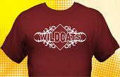 Wildcats T-Shirt MWC-1008