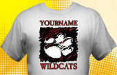 Wildcats T-Shirt MWC-2002
