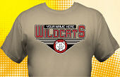 Wildcats T-Shirt MWC-3005
