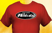 Wildcats T-Shirt MWC-3007