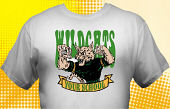 Wildcats T-Shirt MWC-4001