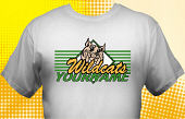 Wildcats T-Shirt MWC-4004