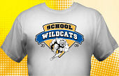 Wildcats T-Shirt MWC-4021