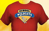 Wildcats T-Shirt MWC-4022